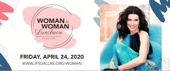 Woman to Woman Luncheon Featuring Julianna Margulies