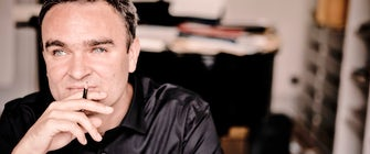 Soundings: New Music at the Nasher - Jorg Widmann at the Nasher - North American Premiere of Song Cycle Das Heisse Herz