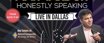 Amit Tandon Honestly Speaking – Live in Dallas