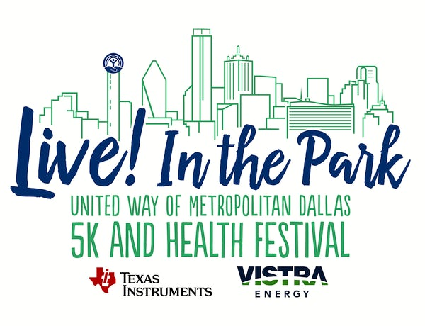 Live! In the Park 5K & Health Festival
