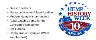 Hemp History Week - DFW