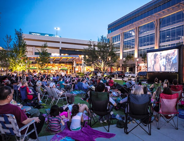FREE! Movies at The Park - Coco