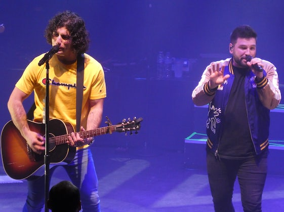 Dan And Shay In Concert