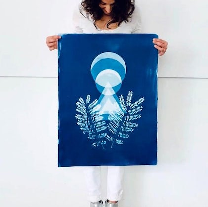 Yasmin Youssef at The Other Art Fair