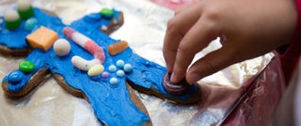 Camp Gingerbread benefiting Shared Housing