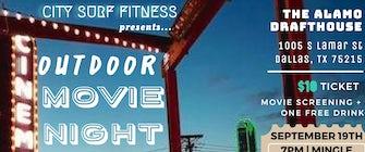 Outdoor Movie Night