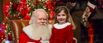 Visits and Portraits with Santa Claus