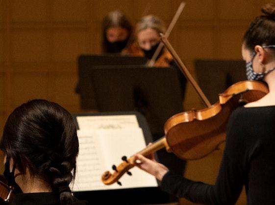 Women in Classical Music Chamber Concert