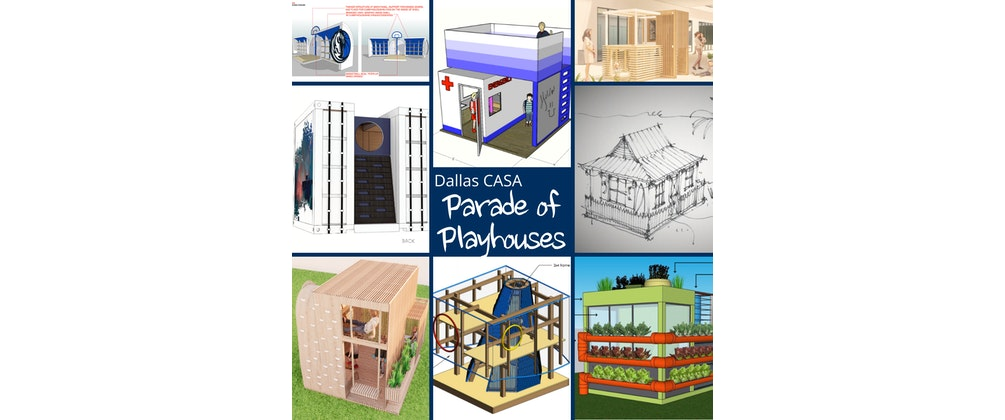 Dallas CASA Parade of Playhouses