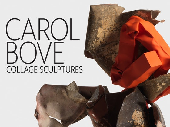 Carol Bove: Collage Sculpture