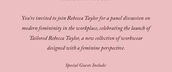 Tailored Rebecca Taylor