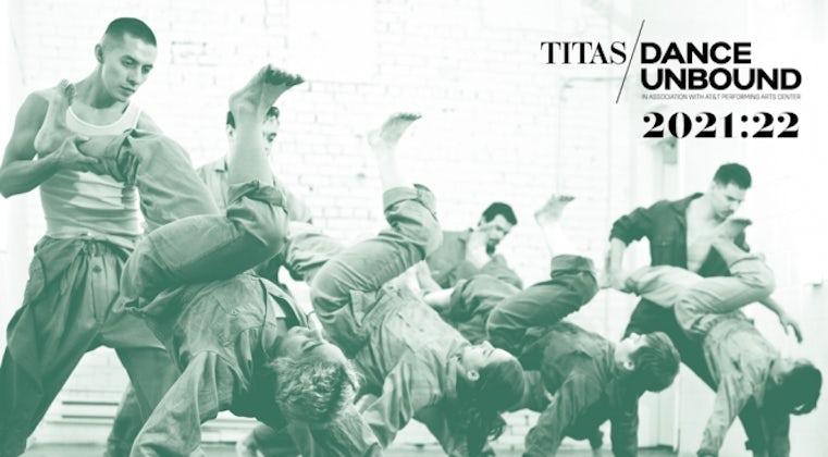 TITAS/DANCE UNBOUND Presents RUBBERBAND