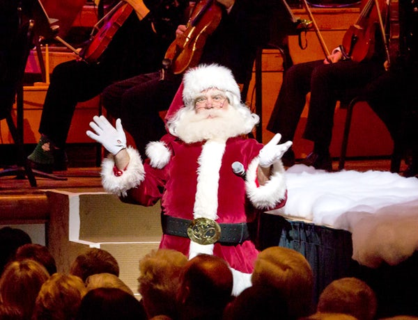 Dallas Symphony Christmas Pops