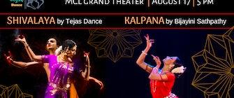 KALPANA by Bijayini Sathpathy and SHIVALAYA by Tejas Dance