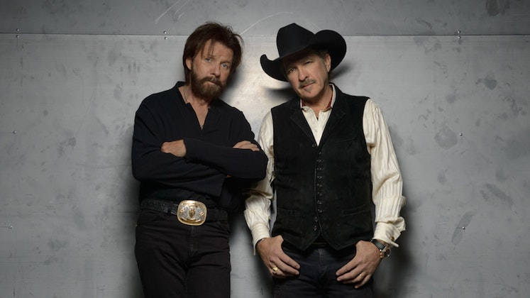 Brooks & Dunn - Reboot Tour