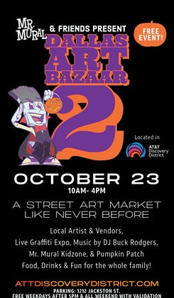 Dallas Art Bazaar