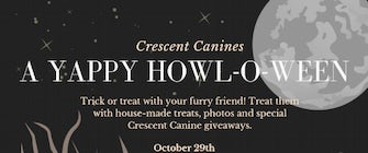 A Yappy Howl-o-ween at Crescent Court