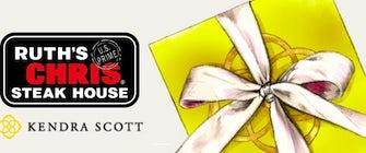 Kendra Scott Pop Up Shop at Ruth's Chris Steak House