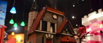 Brick-or-Treat at LEGOLAND Discovery Center
