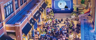 Movie Night at West Village - LA LA Land