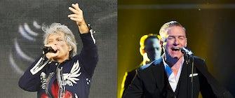 Bon Jovi & Bryan Adams