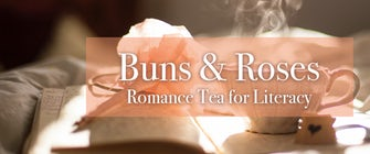 Buns and Roses Romance Tea for Literacy