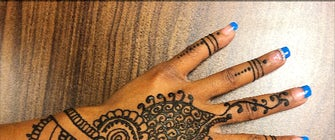 Mimi's Henna Art @ Raw Dallas Meets Ovation