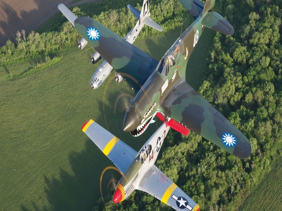 Commemorative Air Force - Wings Over Dallas