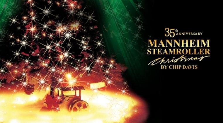 35TH MANNHEIM STEAMROLLER CHRISTMAS BY CHIP DAVIS