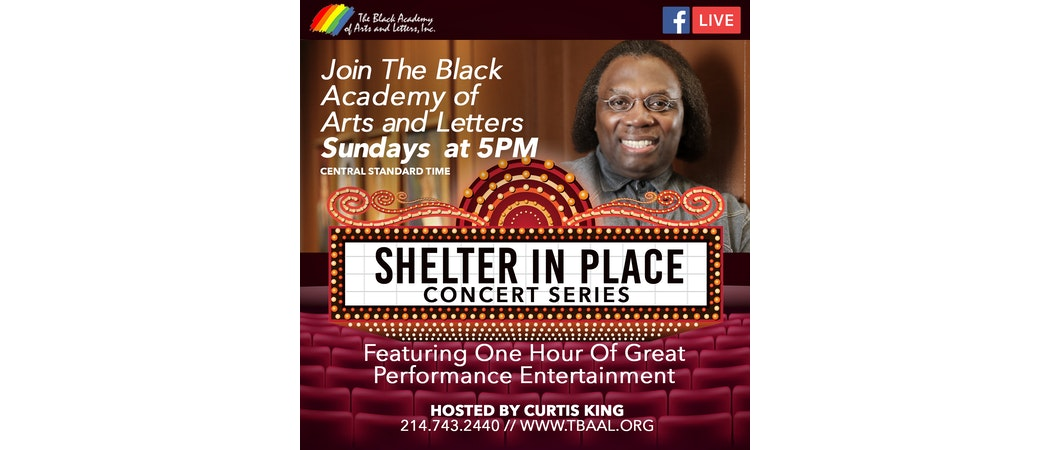 Shelter In Place Concert Series