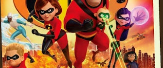 Incredibles 2 presented by OFF!
