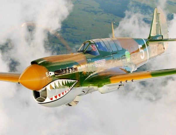 Cavanaugh Flight Museum Hosts Wheels & Warbirds Weekend