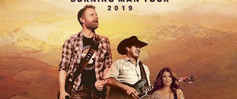 Dierks Bentley 'Burning Man Tour'