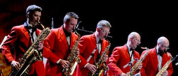 The World Famous Glenn Miller Orchestra at the Majestic Theatre