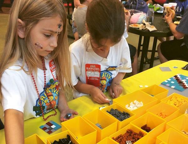 Public Invited To Build Massive LEGO Mosaic
