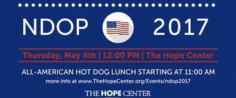 National Day of Prayer at The Hope Center