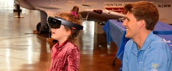 Frontiers of Flight Museum Hosts Engineers Week Student Day