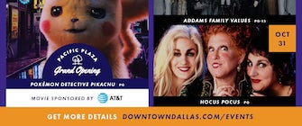 Discover Downtown Dallas Movies Series