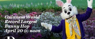 Easter Activities at the Dallas Arboretum