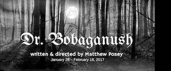 Ochre House Theater Presents: DR. BOBAGANUS