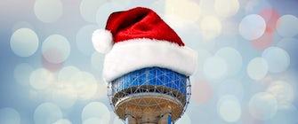 Holly Jolly Holidays at Reunion Tower
