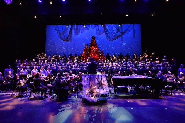 Turtle Creek Chorale Holiday Highlights