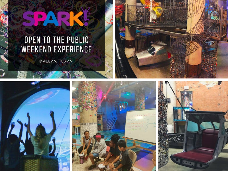 Image result for spark weekend experience dallas
