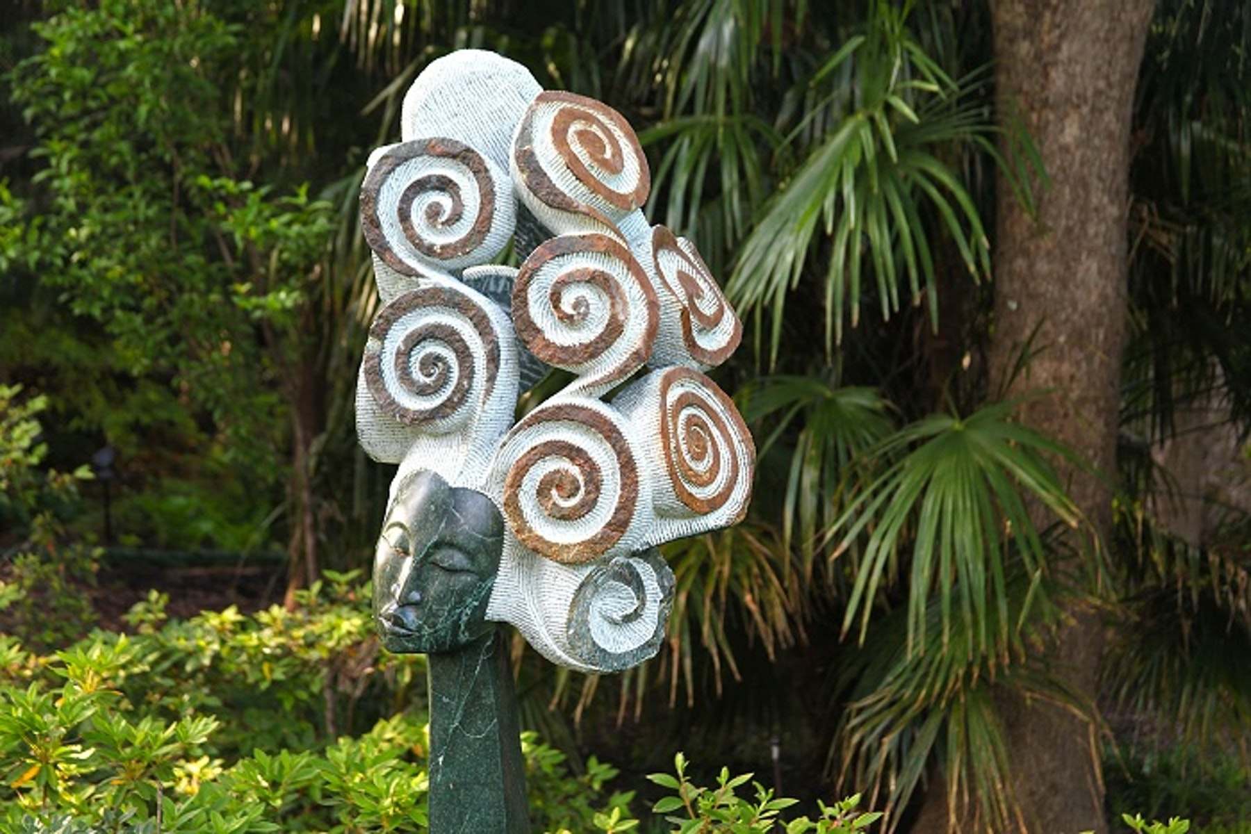 The Dallas Arboretum Presents the Return of ZimSculpt
