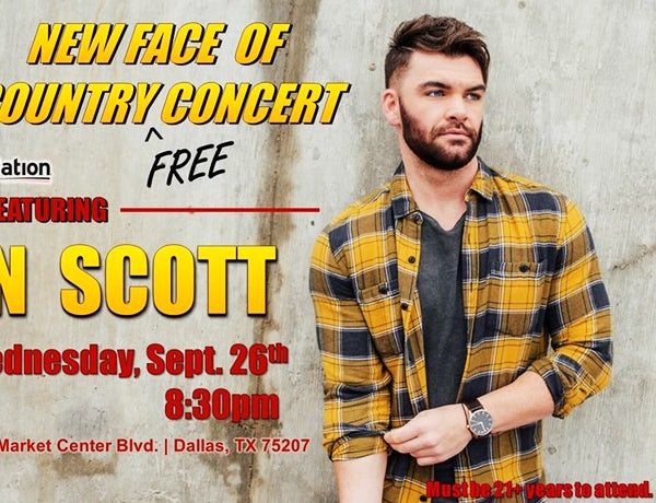 96.3 KSCS New Face of Country Concert Featuring Dylan Scott