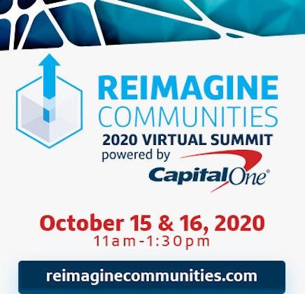 Capital One's Reimagine Communities Summit