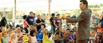 Galleria Dallas' Showtime Saturdays Presents: Magic Mike Williams