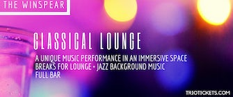 Classical Lounge by Trio Kavanah