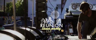 August Reunion Lawn Party