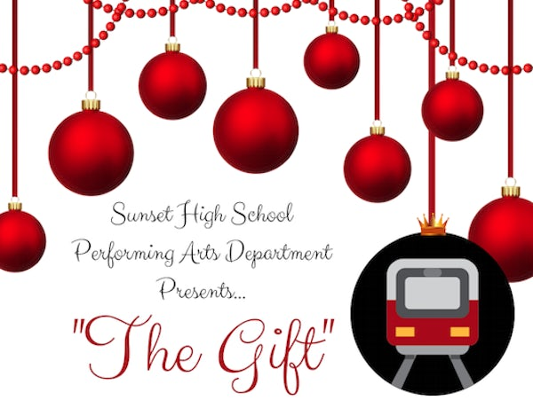 Sunset High School presents: The Gift